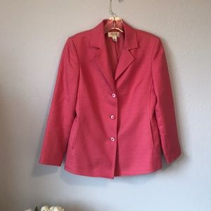 GUC Talbots blazer jacket with pockets